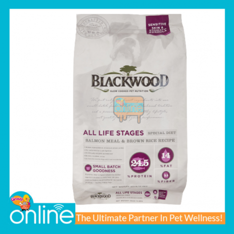 Blackwood Salmon & Br